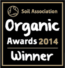 Organic Awards Winner