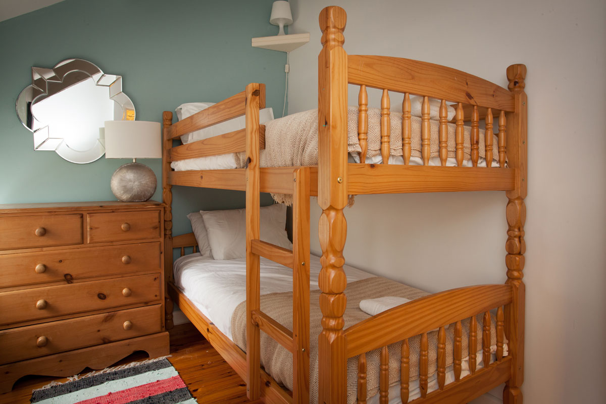 Old Cart House bunkbed