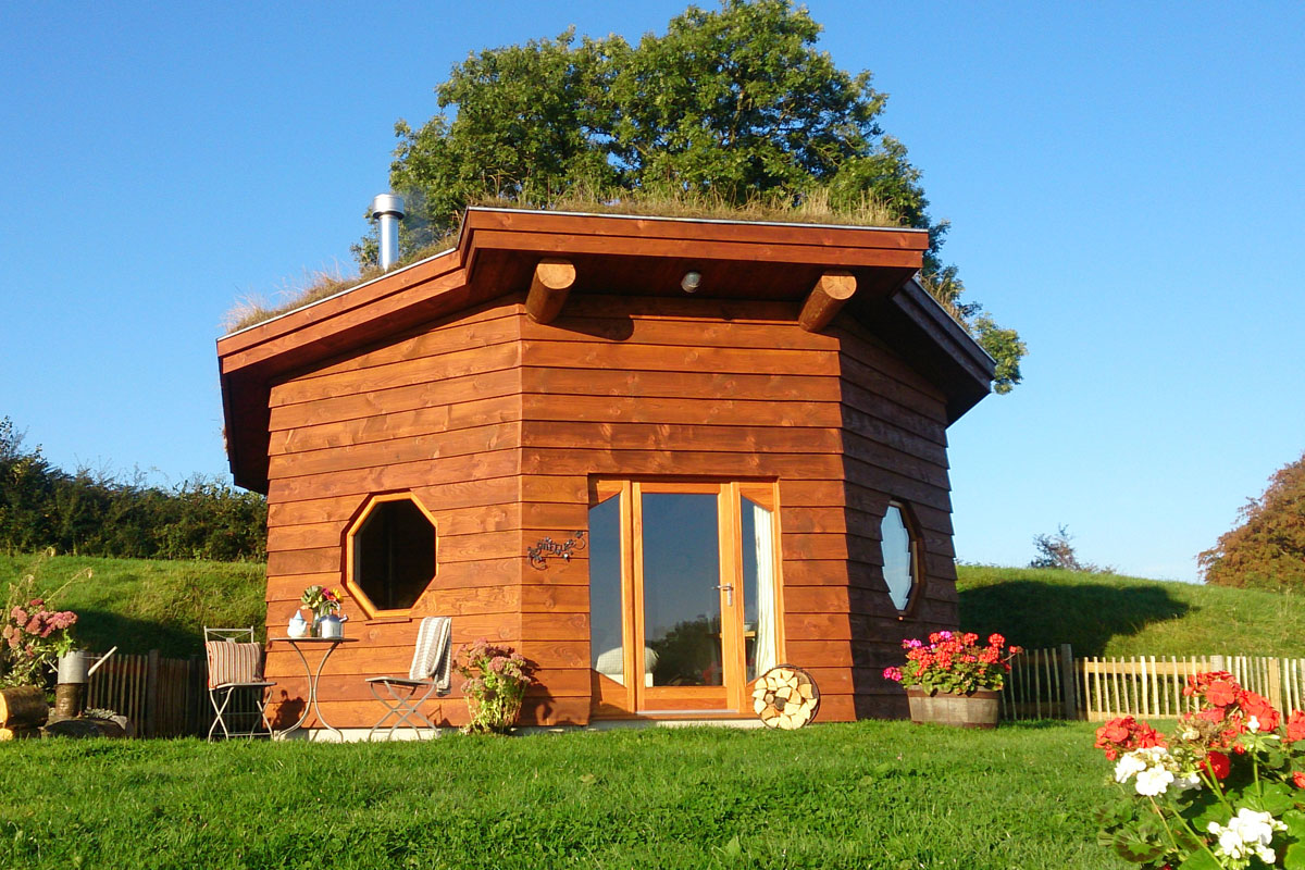 Saffir eco cabin
