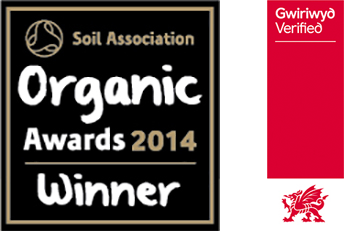 Organic Awards Winner - Visit Wales