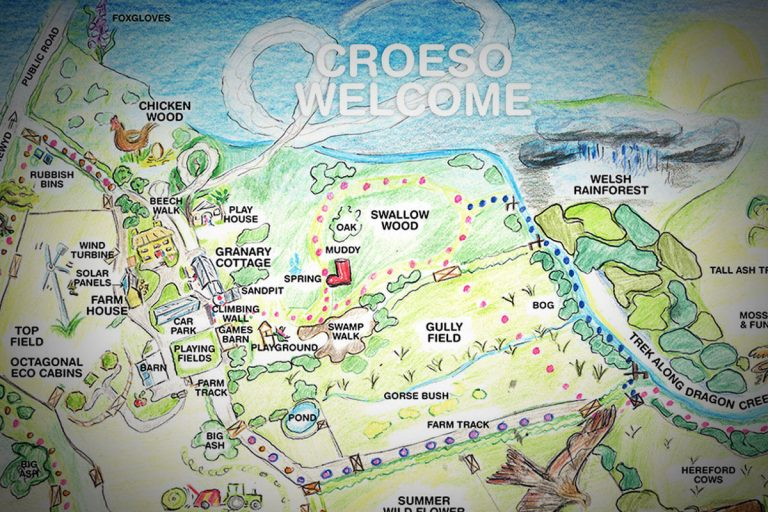 Farm Trail Map