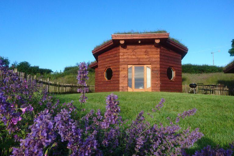 treberfedd farm eco cabins