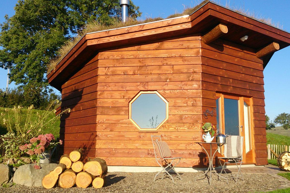treberfedd farm eco cabin