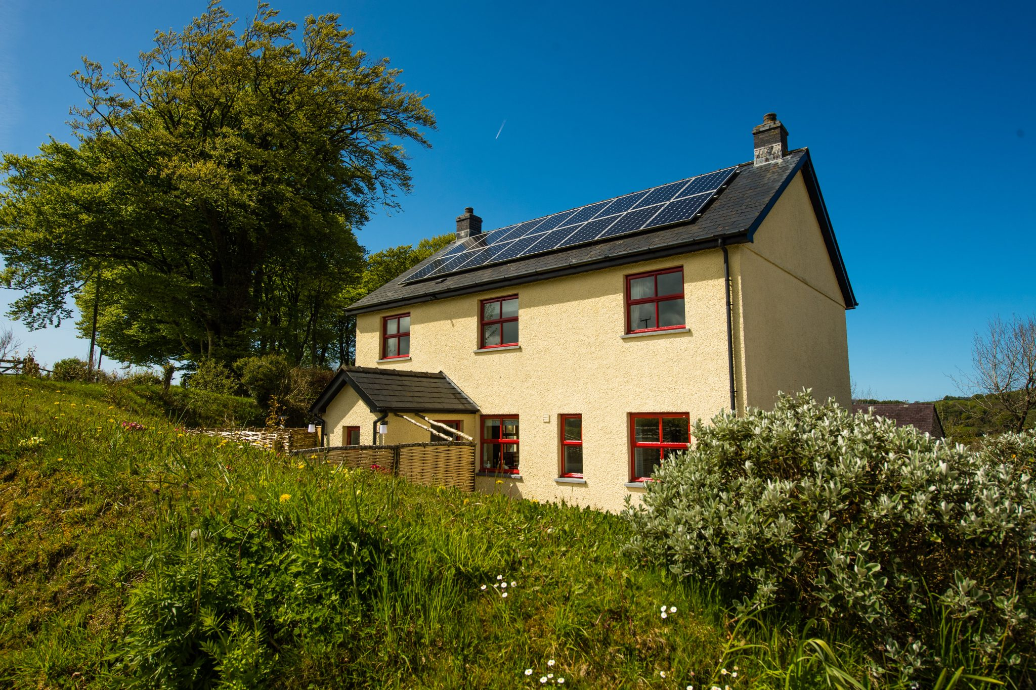 Treberfedd Farm holiday accommodation , organic farm  and conference centre Dihewyd, Aeron valley, Ceredigion, Wales UK www.treberfedd.co.uk 01570 470672 May 08-10 2018  ©keith morris photography www.artswebwales.com  keith@artx.co.uk  07710 285968 01970 611106