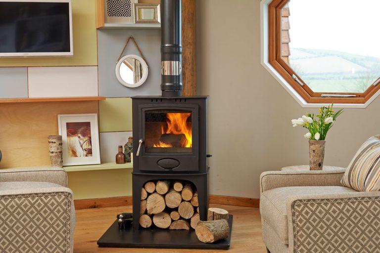 aerona fireplace